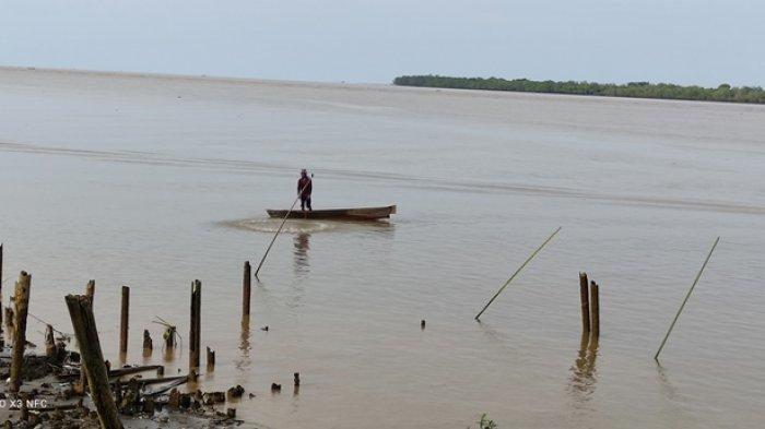 Minyak Bayat Menghilang, Nelayan di Tanjung Jabung Timur Kesulitan Untuk Berlayar