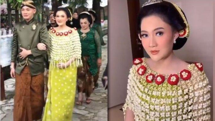Cantiknya Nella Kharisma Saat Gelar Acara 7 Bulan Kehamilannya, Istri Dory Harsa Pakai Kebaya