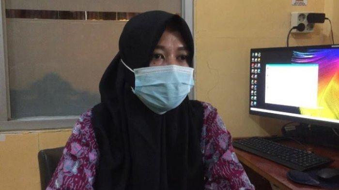 Neneng Eva Anggraeni Senang dan Bangga, Siap Menerima Vaksinasi Covid-19, Pesan Ini ke Nakes