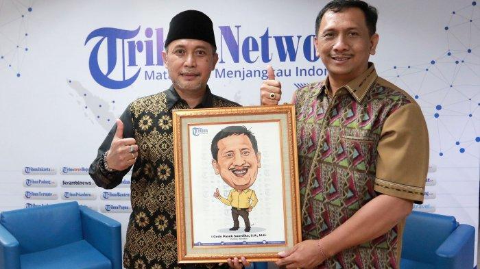 Karma Luar Biasa karena 'Kudeta' Cerita I Gede Pasek Suardika: SBY dan Anas Urbaningrum (2)