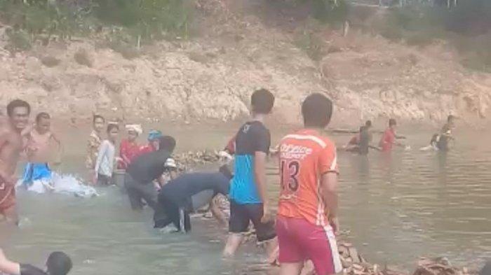 Ngubay, Tradisi Turun-temurun Masyarakat Jati Belarik, di Tebo, Saat Kemarau