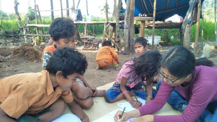 Ni Komang Diserbu Lintah, Perantau Bali sampai Dipinjami Uang oleh Orang Rimba