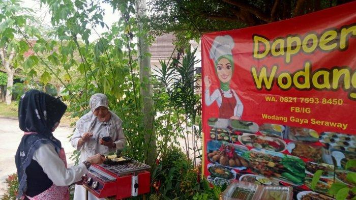 Nikmatnya Lenggang Bakar Ala Dapoer Wodang di Kota Jambi, Cara Mengolahnya Berbeda