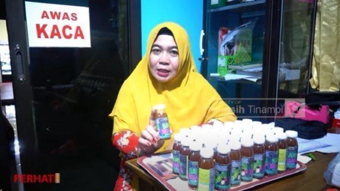 VIRAL Sosok Ningsing Tinampi Jual Obat Virus Corona Rp 35 Ribu, Penjelasan Gugus Tugas Covid-19