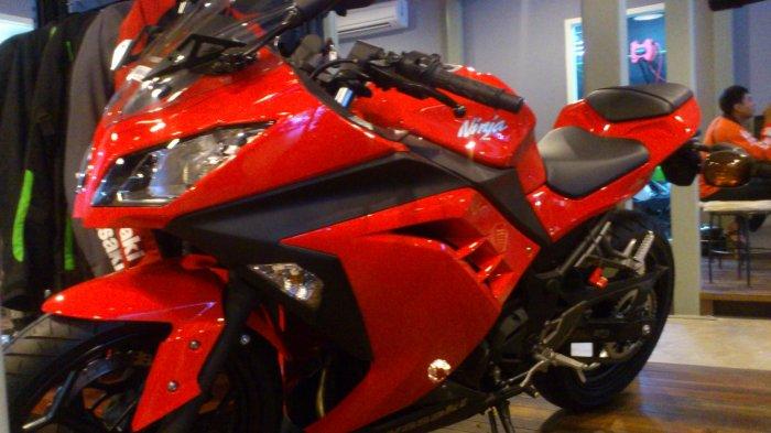Harga Motor Bekas Kawasaki Ninja 250 cc Mulai Rp 22 Jutaan