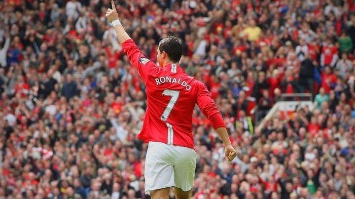 Prediksi Nomor Punggung Cristiano Ronaldo di Man United, Edison Cavani Ganti No 21?
