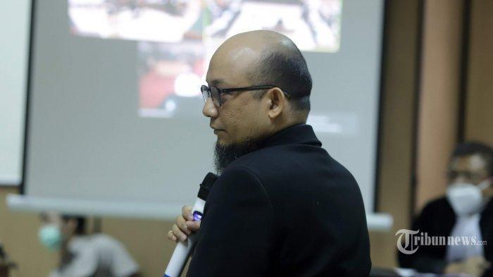Penyerang Novel Dituntut 1 Tahun dan Penusuk Wiranto Dituntut 16 Tahun Itu Dianggap Ciderai Keadilan