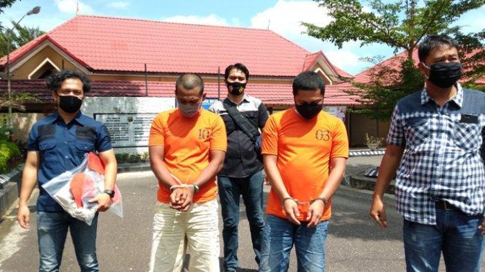 Buron Selama Tujuh Tahun, Perampok Emas Senilai Rp 9 Miliar Diringkus Polresta Jambi di Solok