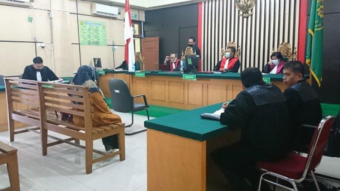 Kepsek di Tanjab Barat Dituntut 1,8 Tahun Penjara, Kasus Korupsi Dana BOS