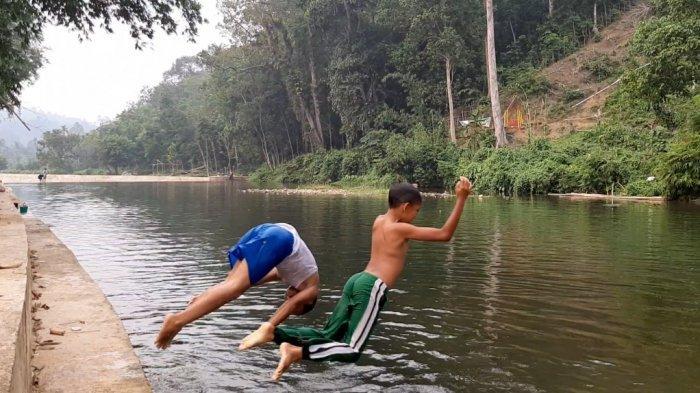 WIKI JAMBI Pesona Lubuk Beringin Kabupaten Bungo, Sensasi Wisata di Sekitar Lubuk Larangan