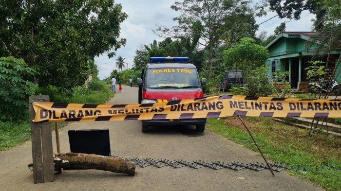 Pengunjung Dibubarkan Tim Gugus Tugas Covid-19 Objek Wisata Rivera Park Tebo Akhirnya Ditutup Polisi
