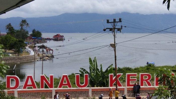 Air Danau Kaco Biru Jernih Sampai Mirip Tapal Kuda Ini Daftar Danau Jambi Yang Seru Dikunjungi Tribun Jambi