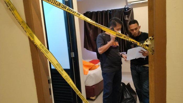 BREAKING NEWS Sesosok Mayat Pria Ditemukan di Hotel Kawasan Pasar Jambi, Korban Warga Telanaipura