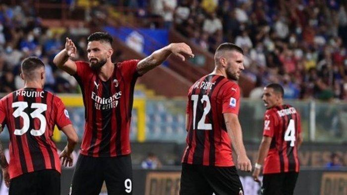 Jelang Laga Kontra Lazio, Liverpool dan Juventus, Persiapan AC Milan Serta Kondisi Olivier Giroud