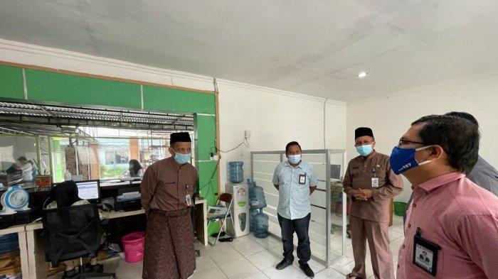 Ombudsman Jambi Gelar Sidak Pastikan Pelayanan Publik di Kota Jambi Tetap Prima Hari Pertama Kerja