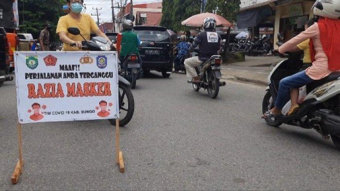 Area Danau Sipin dan Telanaipura Menjadi Sasaran Operasi Aman Nusa 2