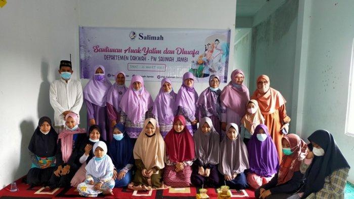 Permasalahan Perempuan, Keluarga dan Anak-anak Jadi Fokus Salimah di Indonesia