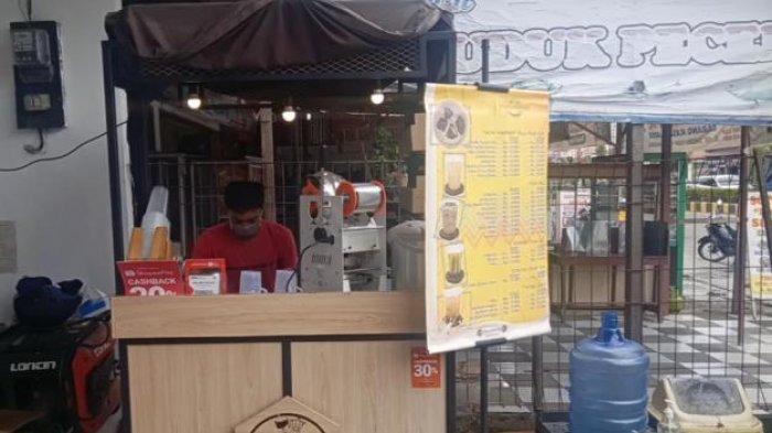 Bertahun-tahun Jadi Karyawan Mislah Udin Bosan, Kini Dirikan Outlet Minuman Kekinian di Jambi