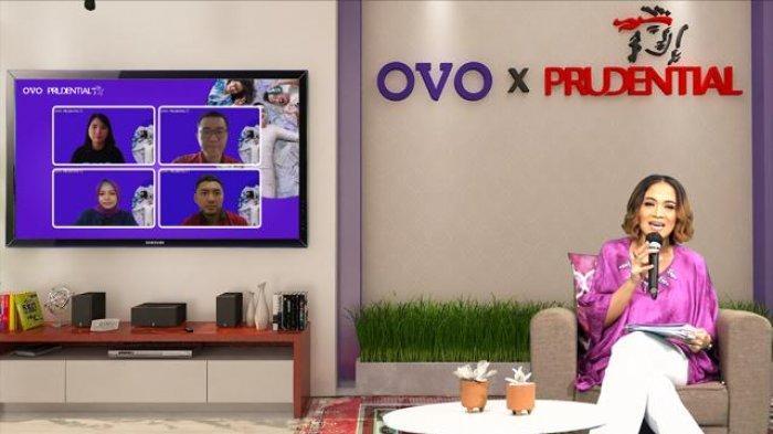 OVO Bersama Prudential Indonesia Hadirkan PRUTect Care-Hospital Cash