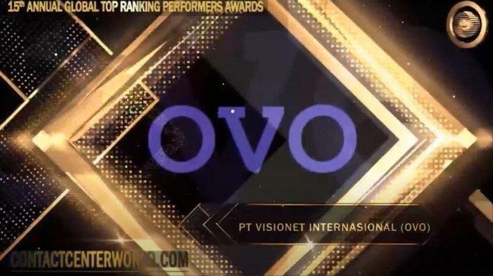 OVO Raih Penghargaan Internasional atas Dukungan dan Kontribusi pada Program Kartu Prakerja