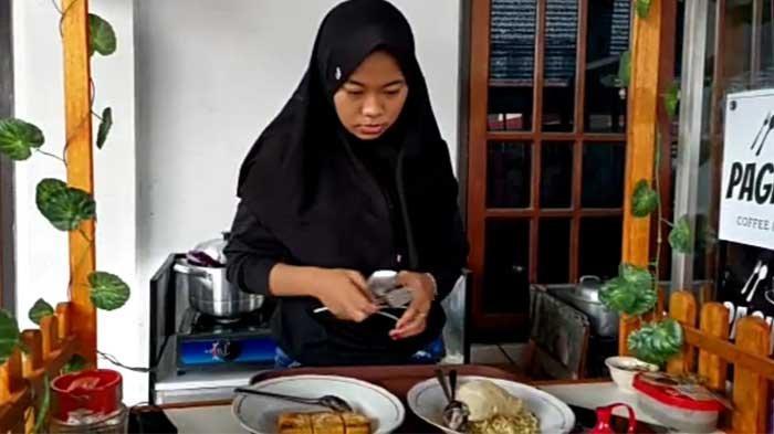 Nando Harahap Memanfaatkan Rumah Kosong Untuk Bisnis Kuliner
