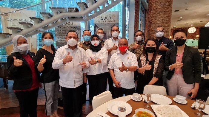 Jelang Puasa, PWKI 'Bayar Utang' Kepada Ketua KPK