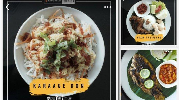 Ada 10 Pilihan Menu Happy Meals, Hanya Rp50 Ribu di Ricks Kitchen Restaurant