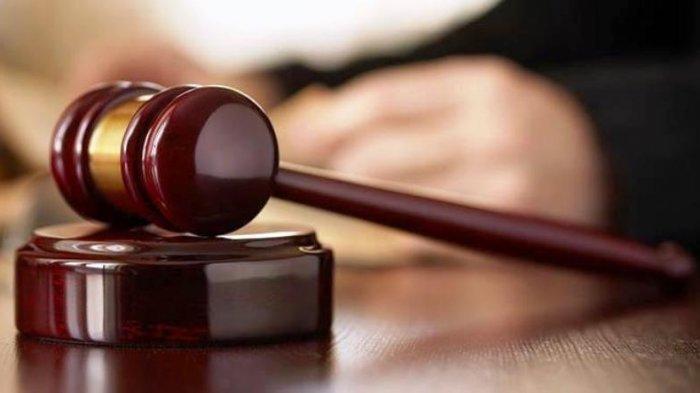 Oknum Polisi Berpangkat Bripka Disidang Kasus Pemilikan Ekstasi 300 Butir, dan Sabu Setengah Ons