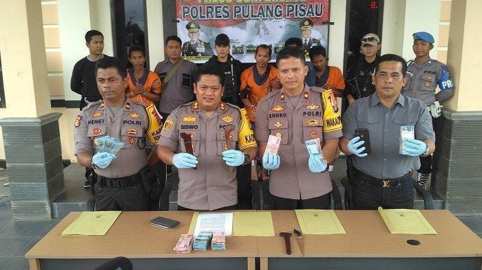Paman Rampok Ponakan Sendiri, Rp 90 Juta Ludes, Terungkap Setelah Dibekuk