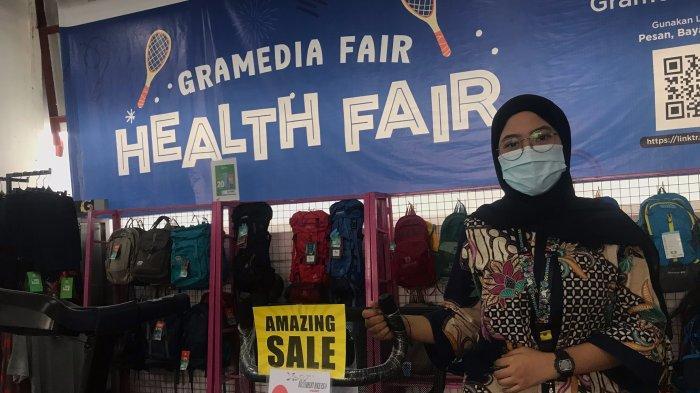 Gramedia Jambi Banjir Promo, Promo dan Diskon Health Fair Hingga Up to -70 persen
