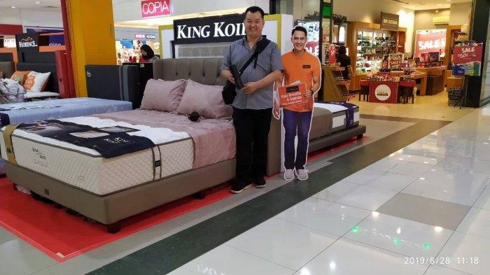 Special Price untuk 3 Brand Matras padaPameran di Lantai I WTC Batanghari
