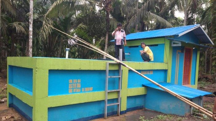 Tindak Lanjut Kejari Tanjabbar Atas Laporan Kasus Pamsimas di Desa Teluk Kulbi Tak Ada Kejelasan