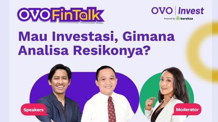 Pandemi Terus Berlanjut Jumlah Investor Pemula Layanan 'Invest' di Aplikasi OVO Bertambah Pesat