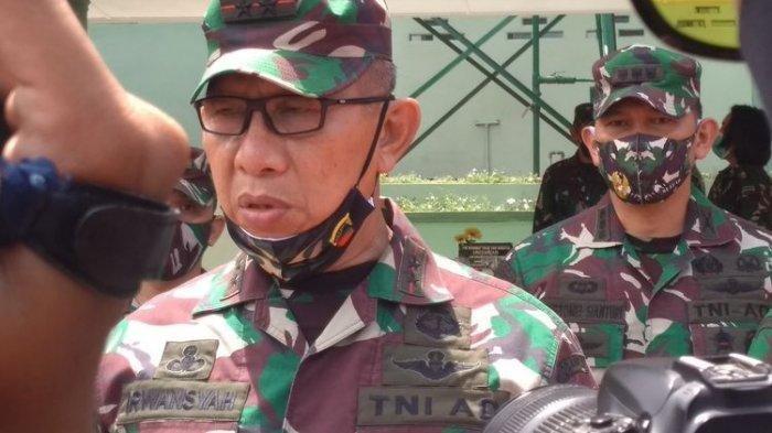 30 Prajurit TNI di Rindam I Bukit Barisan Positif Corona, Awalnya Ditemukan 78 Orang Reaktif