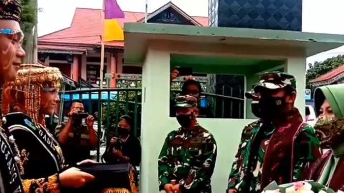 Pangdam II Sriwijaya Kunjungi Kodim 0417/Kerinci, Bahas Hal Penting Ini