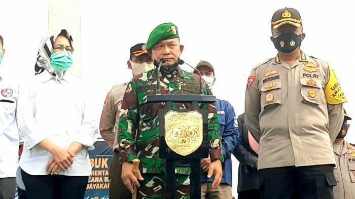 Jenderal Dudung Ingatkan Gatot Nurmantyo Tak Buat Fitnah Soal Tudiang TNI AD Disusupi PKI