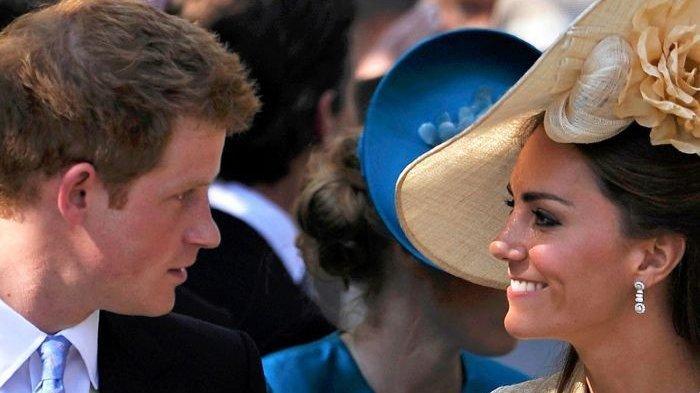 Ternyata Seperti Ini Cara Pangeran William dan Pangeran Harry Memanggil Kate Middleton Sehari-hari