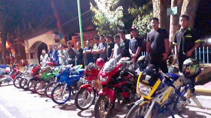 Pangeran Ninja Jambi, Komunitas Motor Ikut Kontes Juga Fokus Sosial Kemanusiaan