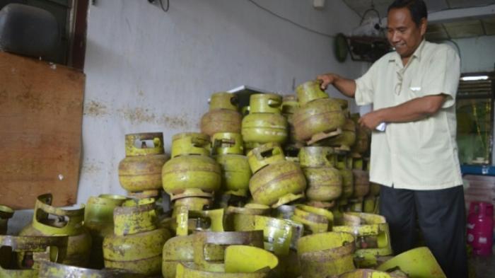 Disperindag Kota Jambi Jamin Stok Gas Melon Aman Hingga Lebaran
