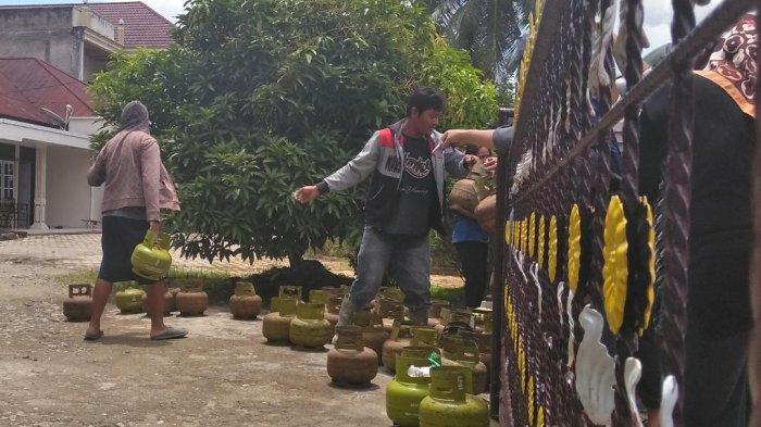 Disperindag Bungo Minta Suplai Gas Ditambah, Antisipasi Penggunaan Gas yang Tinggi Selama Ramadhan