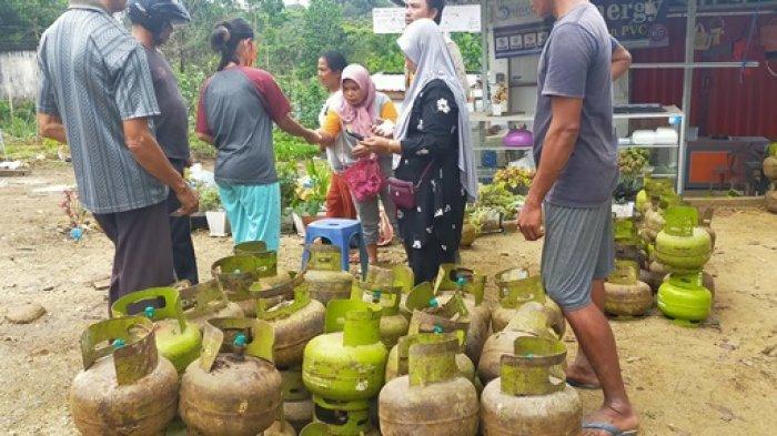 Harga Gas Melon di Bungo Mencapai Puluhan Ribu per Tabung