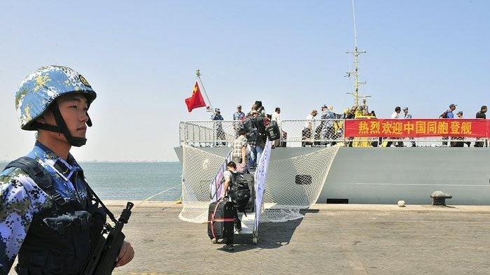 Pangkalan militer Laut China Selatan