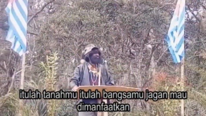 Panglima OPM Thitus Murib Menyerah dan Tinggalkan KKB Papua: Kita Ditipu Politikus