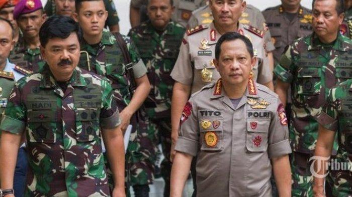 Tak Main-main Basmi KKB, TNI & Polri Sampai Terjunkan Dua Jenderal Untuk Pimpin Operasi Perburuan