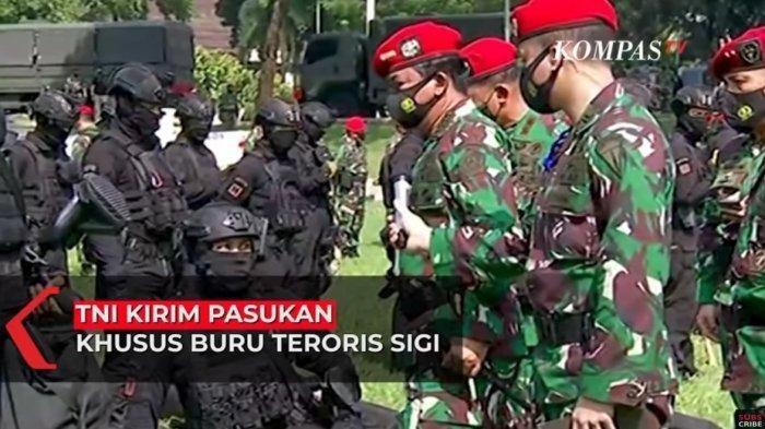 27 Orang Tewas, Istri Anggota TNI AD Ikut Dibunuh, Aksi Sadis Upik Lawanga Teror Poso, Siapa Dia?