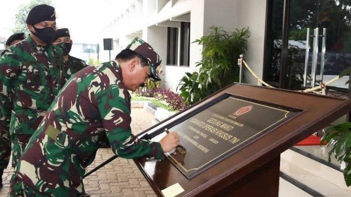 181 Perwira Tinggi TNI Dapat Promosi, Ini Nama-nama Yang Menduduki Jabatan Strategis