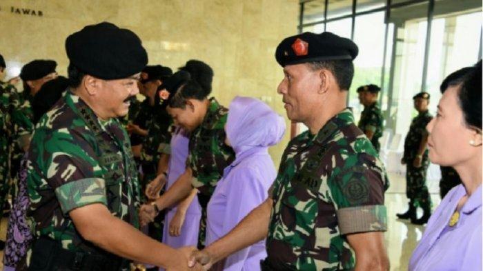 41 Perwira TNI Dapat Kenaikan Pangkat, Daftar Jenderal TNI Baru, Paling Banyak Angkatan Darat