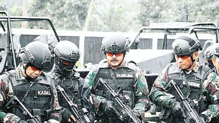 Panglima TNI: Berani Ganggu NKRI & Stabilitas Politik Demokrasi, TNI Akan Turun Tangan Hadapinya