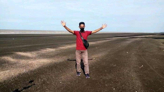Gubernur Jambi Al Haris Berniat Jadikan Pantai Baku Tuo Sebagai Objek Wisata Nasional