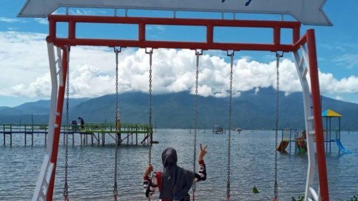 Objek Wisata Pantai Pasir Panjang Kerinci, Relaksasi Fikiran Dengan Pemandangan Indah dan Eksotis